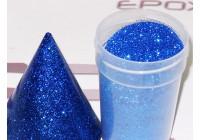 Гліттери сині 20 грам